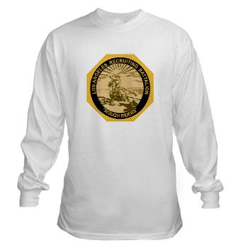 LARB - A01 - 03 - DUI - Los Angeles Recruiting Bn - Long Sleeve T-Shirt