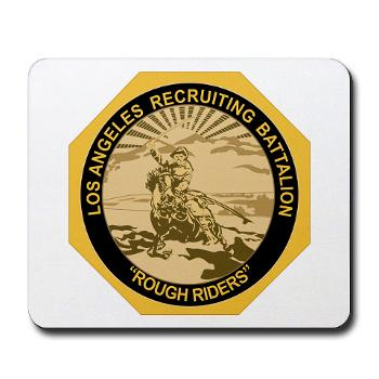 LARB - M01 - 03 - DUI - Los Angeles Recruiting Bn - Mousepad