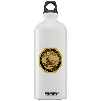 LARB - M01 - 03 - DUI - Los Angeles Recruiting Bn - Sigg Water Battle 1.0L