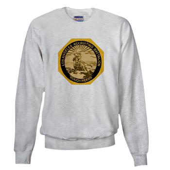 LARB - A01 - 03 - DUI - Los Angeles Recruiting Bn - Sweatshirt