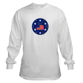 MARB - A01 - 03 - DUI - Mid-Atlantic Recruiting Battalion Long Sleeve T-Shirt