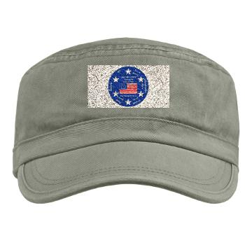 MARB - A01 - 01 - DUI - Mid-Atlantic Recruiting Battalion Military Cap