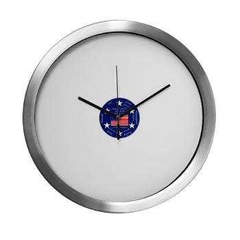 MARB - M01 - 03 - DUI - Mid-Atlantic Recruiting Battalion Modern Wall Clock