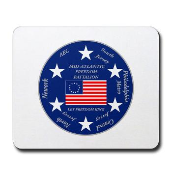 MARB - M01 - 03 - DUI - Mid-Atlantic Recruiting Battalion Mousepad