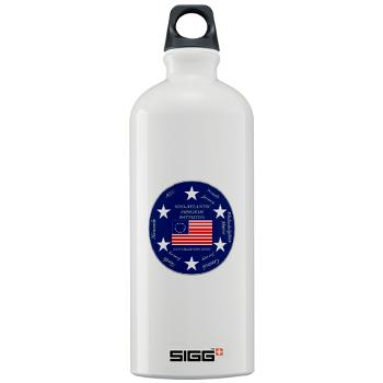 MARB - M01 - 03 - DUI - Mid-Atlantic Recruiting Battalion Sigg Water Bottle 1.0L