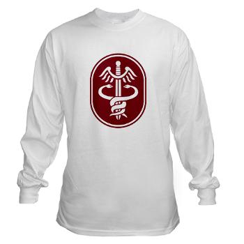 MEDCOM - A01 - 03 - SSI - U.S. Army Medical Command (MEDCOM) - Long Sleeve T-Shirt