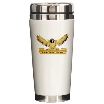 MGRB - M01 - 03 - DUI - Montgomery Recruiting Battalion - Ceramic Travel Mug