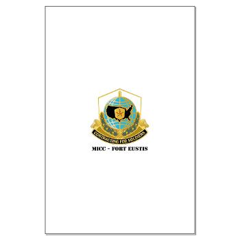 MICCFE - M01 - 02 - MICC - FORT EUSTIS with Text - Large Poster