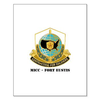 MICCFE - M01 - 02 - MICC - FORT EUSTIS with Text - Small Poster