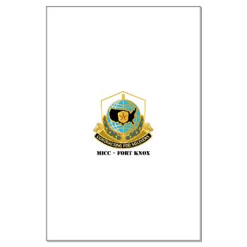 MICCFK - M01 - 02 - MICC - FORT KNOX with Text Large Poster