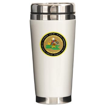 MINNEAPOLIS - M01 - 03 - DUI - Minneapolis Recruiting Bn - Ceramic Travel Mug