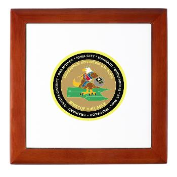 MINNEAPOLIS - M01 - 03 - DUI - Minneapolis Recruiting Bn - Keepsake Box