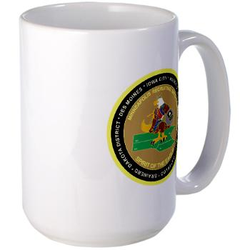 MINNEAPOLIS - M01 - 03 - DUI - Minneapolis Recruiting Bn - Large Mug