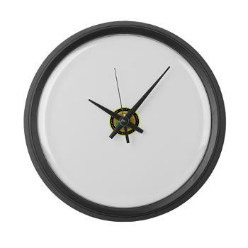 MINNEAPOLIS - M01 - 03 - DUI - Minneapolis Recruiting Bn - Large Wall Clock