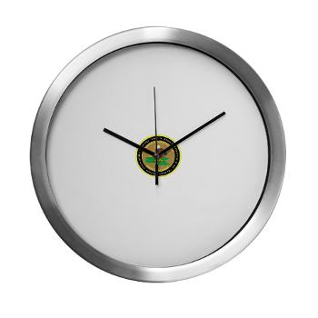 MINNEAPOLIS - M01 - 03 - DUI - Minneapolis Recruiting Bn - Modern Wall Clock