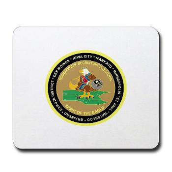 MINNEAPOLIS - M01 - 03 - DUI - Minneapolis Recruiting Bn - Mousepad