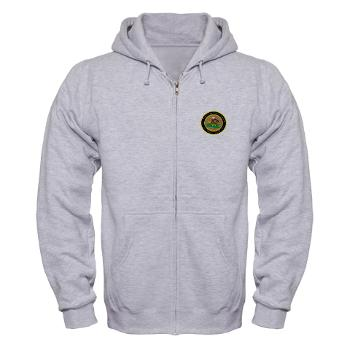 MINNEAPOLIS - A01 - 03 - DUI - Minneapolis Recruiting Bn - Zip Hoodie