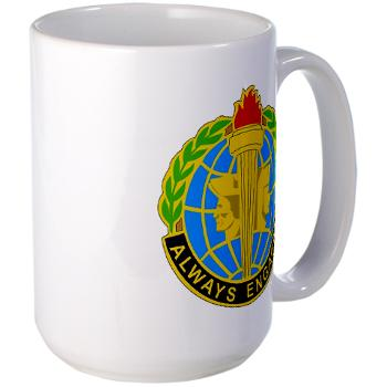 MIRC - M01 - 03 - DUI - Military Intelligence Readiness Command - Large Mug