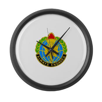 MIRC - M01 - 03 - DUI - Military Intelligence Readiness Command - Large Wall Clock
