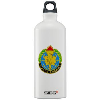 MIRC - M01 - 03 - DUI - Military Intelligence Readiness Command - Sigg Water Battle 1.0L