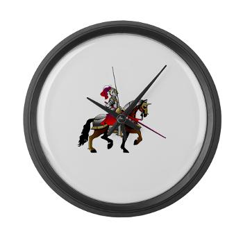 MRB - M01 - 03 - DUI - Miami Recruiting Battalion - Large Wall Clock