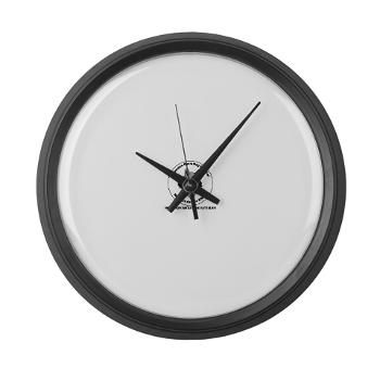MRB - M01 - 03 - DUI - Milwaukee Recruiting Bn - Large Wall Clock