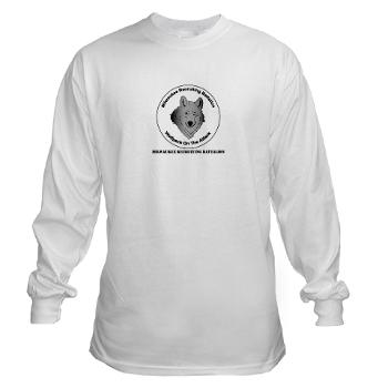 MRB - A01 - 03 - DUI - Milwaukee Recruiting Bn - Long Sleeve T-Shirt