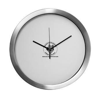 MRB - M01 - 03 - DUI - Milwaukee Recruiting Bn - Modern Wall Clock