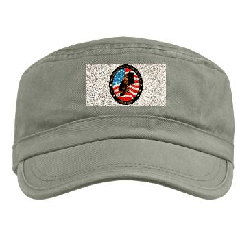 NERB - A01 - 01 - DUI - New England Recruiting Battalion - Military Cap