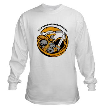 NYCRB - A01 - 03 - DUI - New York City Recruiting Battalion Long Sleeve T-Shirt