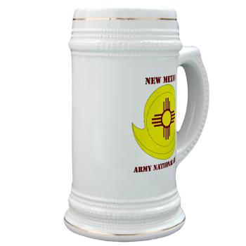 NewMexicoARNG - M01 - 03 - DUI - New Mexico Army National Guard with text Stein