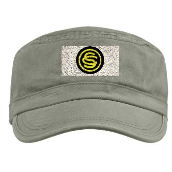 OCSC - A01 - 01 - DUI - Officer Candidate School - Cadre Military Cap