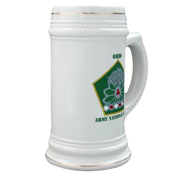 OHARNG - M01 - 03 - DUI - Ohio Army National Guard with text Stein