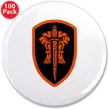 "OSU - M01 - 01 - SSI - ROTC - Oregon State University - 3.5"" Button (100 pack)"