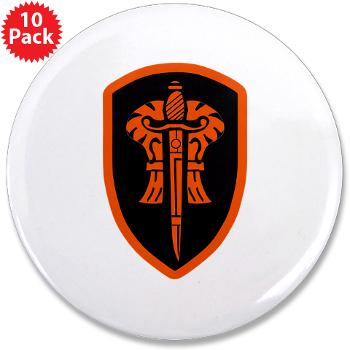 "OSU - M01 - 01 - SSI - ROTC - Oregon State University - 3.5"" Button (10 pack)"