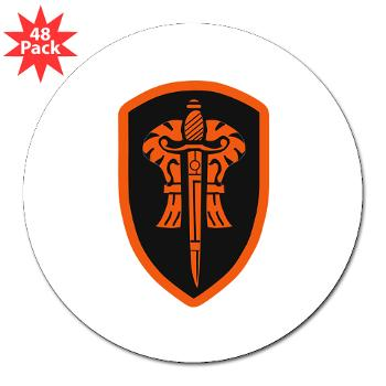 "OSU - M01 - 01 - SSI - ROTC - Oregon State University - 3"" Lapel Sticker (48 pk)"