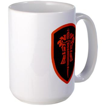 OSU - M01 - 03 - SSI - ROTC - Oregon State University - Large Mug