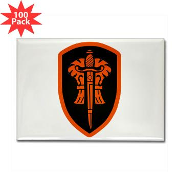 OSU - M01 - 01 - SSI - ROTC - Oregon State University - Rectangle Magnet (100 pack
