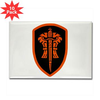 OSU - M01 - 01 - SSI - ROTC - Oregon State University - Rectangle Magnet (10 pack