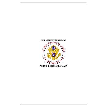 PHRB - M01 - 02 - DUI - Phoenix Recruiting Bn with Text - Large Poster