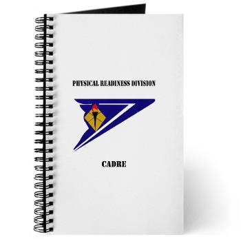 PRDC - M01 - 02 - DUI - Physical Readiness Division Cadre with Text - Journal