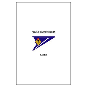 PRDC - M01 - 02 - DUI - Physical Readiness Division Cadre with Text - Large Poster