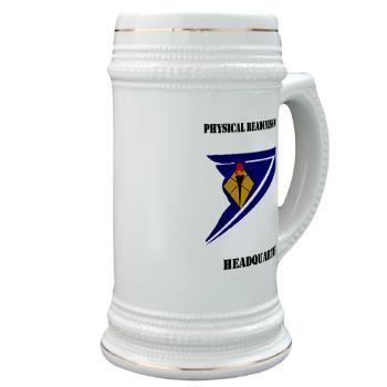 PRDH - M01 - 03 - DUI - Physical Readiness Division Headquarters with Text - Stein