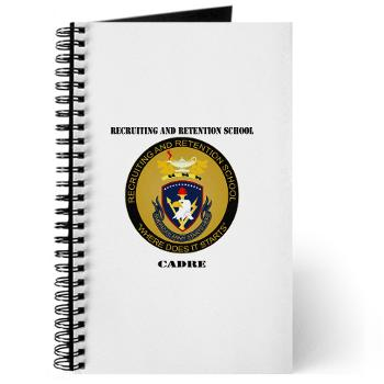 RRSC - M01 - 02 - DUI - Recruiting and Retention School Cadre with Text Journal