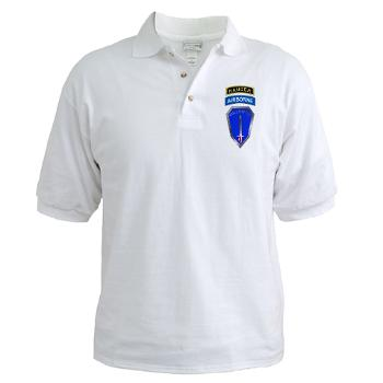 RTB - A01 - 04 - DUI - Ranger Training Brigade Golf Shirt