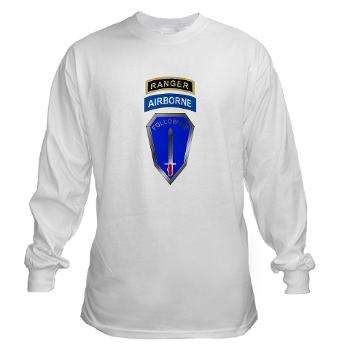 RTB - A01 - 03 - DUI - Ranger Training Brigade Long Sleeve T-Shirt