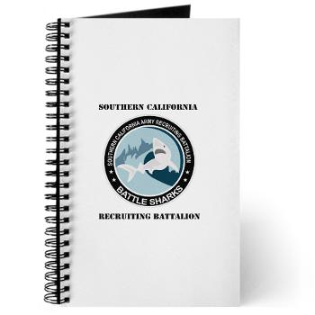 SCRB - M01 - 02 - DUI - Southern California Recruiting Bn with Text Journal