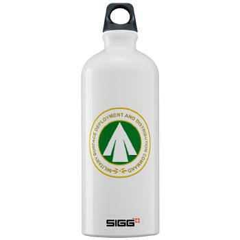 SDDC - M01 - 03 - Military Surface Deployment and Distribution Command - Sigg Water Bottle 1.0L