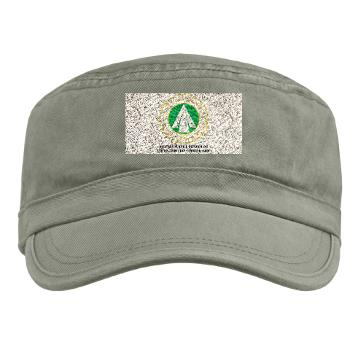 SDDC - A01 - 01 - Military Surface Deployment and Distribution Command with Text - Military Cap