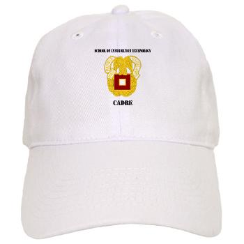 SOITC - A01 - 01 - DUI - School of Information Technology - Cadre with text - Cap